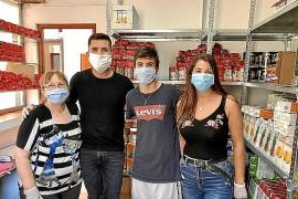 El coronavirus desborda a Formenterers Solidaris