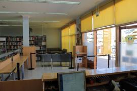 Reabren las bibliotecas de Santa Eulària y Formentera