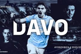 Davo, primer fichaje de la UD Ibiza para la próxima temporada