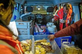 Cruz Roja ha quintuplicado su ayuda a los necesitados desde el comienzo de la crisis