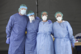 Ibiza y Formentera no tienen ya ningún sanitario positivo por coronavirus