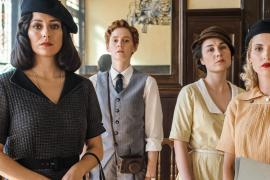 Netflix pone fecha al final de 'Las chicas del cable'