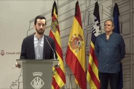 Vila acuerda con el Consell integrar el transporte urbano en la red insular
