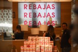 Baleares tendrá rebajas, salvo que lo prohíba el estado de alarma