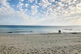 Formentera entra hoy en la fase 2 con las playas abiertas al baño
