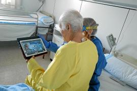 Nuevo día sin contagios y con el alta de un paciente de 82 años en Can Misses