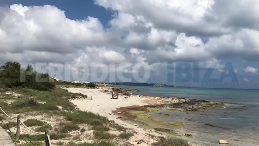Formentera entra en la fase 2 sin necesidad de regular la afluencia a las playas