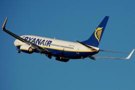 Ryanair retomará sus vuelos con Ibiza a partir del 1 de julio