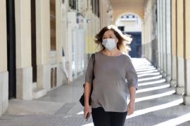 Armengol: «Baleares puede presentarse como un destino que sabe controlar la pandemia»