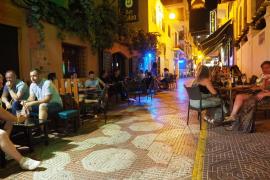 Sant Antoni autoriza la ampliación de las terrazas de los locales durante el estado de alarma