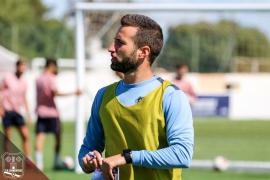 El preparador físico Miguel Ledesma se desvincula del Formentera