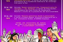 Charlas a través de las redes sociales para celebrar Día Internacional de las Mujeres por la Paz y el Desarme