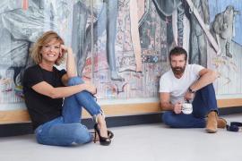 Antonio Banderas crea una productora de televisión y ficha a María Casado