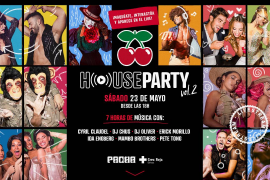 Lista la segunda edición de Pacha House Party