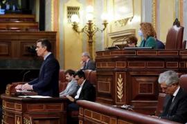 Sánchez pide disculpas por los errores que haya cometido en la gestión de la crisis