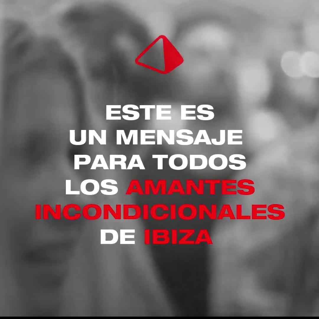 Amnesia Ibiza lanza una iniciativa para mantener viva la fiesta en la isla