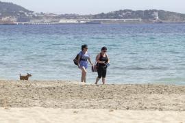 Las playas abren el lunes sin restricción de aforo y horarios