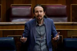 Iglesias deja claro que la reforma laboral se derogará y advierte al PSOE que lo firmado obliga