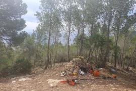 Santa Eulària creará fajas de protección antiincendios en dos zonas del municipio