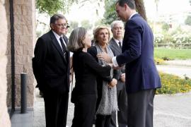 Entierro de Marcial Sánchez-Barcaiztegui