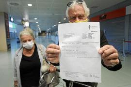 Impiden volar a un pasajero a Barcelona y el embarque de una persona en Formentera
