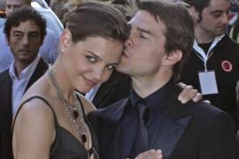 Tom Cruise y Katie  Holmes: el divorcio del año