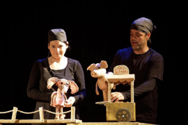 Un 'Festival Barruguet' de teatro familiar 'online'
