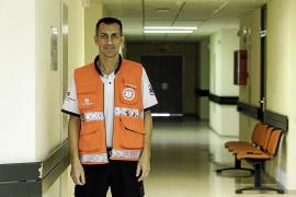 El 061 cesa a Ángel Crespo al frente del servicio en las Pitiusas