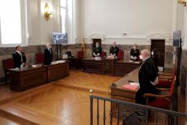 Vista de apelación contra la sentencia que condenó a José Enrique Abuín Gey a prisión permanente revisable