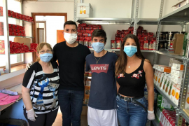 Formentera concede una subvención de 30.000 euros a Formenterers Solidaris