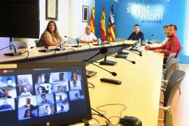 Sant Antoni pide al Consell que regule los 'beach clubs'