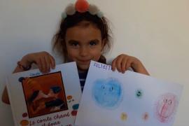 El Liceo Francés de Ibiza muestra los trabajos realizados por sus alumnos y profesores