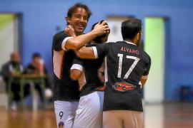 Rajada del Harinus Ibiza Futsal tras la sentencia del Juez de Apelación