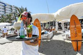 Ocio de Ibiza:«En la isla no existe la figura del 'beach club'»