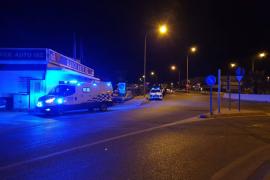 La Policía Local de Sant Josep auxilia a una mujer de 75 años accidentada en su casa