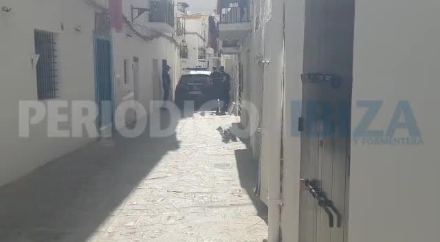 Diez detenidos en sa Penya y Cas Serres en un golpe contra el tráfico de cocaína en Ibiza