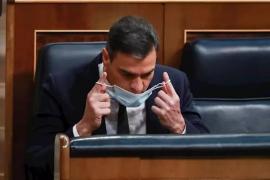 Pedro Sánchez: «Lo digo alto y claro, viva el 8 de marzo»