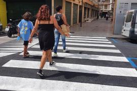 Vila lleva a cabo obras de mejora y asfaltado en diferentes vías
