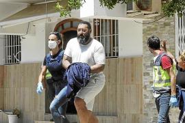 La juez envía a prisión a ocho detenidos en el golpe asestado a un punto de venta de drogas