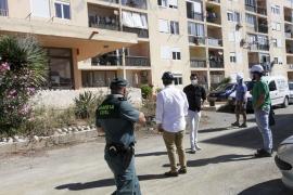 Los primeros informes indican que «la cosa pinta mal» para los apartamentos Don Pepe