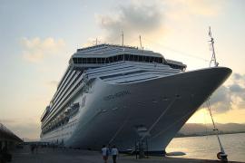 Costa Cruceros apuesta por pasar una noche completa de escala en Eivissa
