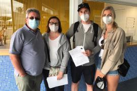 De vacaciones a Formentera con el inicio de la fase 3