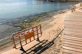 Seis playas de Ibiza superan el índice de contaminación por bacteria fecal