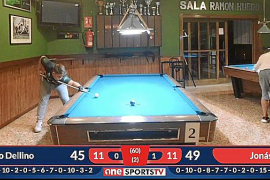 Jonás Souto gana el Challenger One Pool tras superar al italiano Dellino