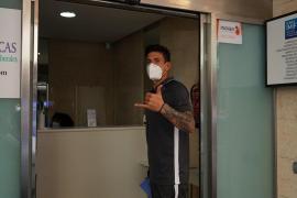La UD Ibiza se somete a las pruebas médicas de la RFEF