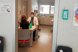 Formentera retoma el 86 por ciento de las consultas de especialistas de Can Misses