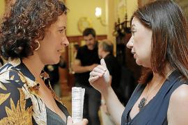 Silvia Tur recrimina los recortes de Armengol en plena pandemia