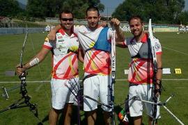 Morillo logra el oro continental con España en la cita de Bulgaria