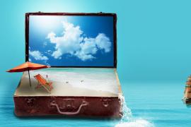Reanuda tu vida en compañía de viajes.com