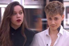 El rapero Ayax insulta a Hugo y Eva, de 'OT': «Inútiles, no manchéis nuestra música»